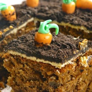 Carrot Walnut Cake Recipe | SideChef