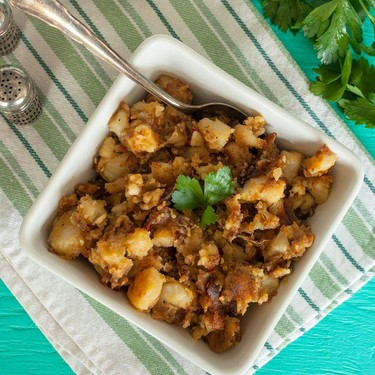 Diner Style Home Fries Recipe   SideChef