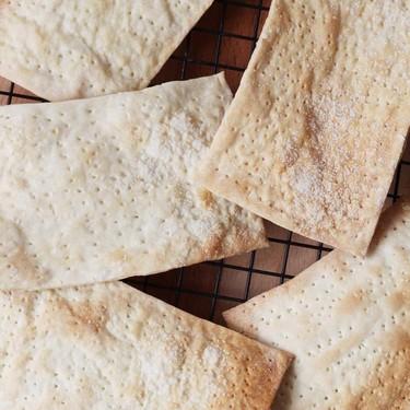 Homemade Matzoh Recipe | SideChef
