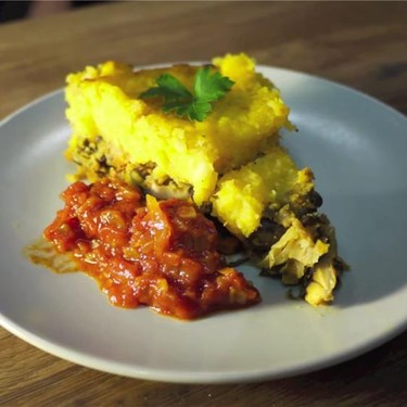 Vegetarian Shepherd's Pie Recipe   SideChef