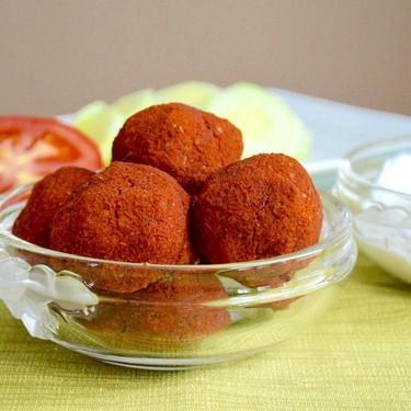 Falafel Recipe   SideChef