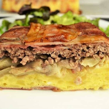Potato and Beef Loaf Recipe   SideChef