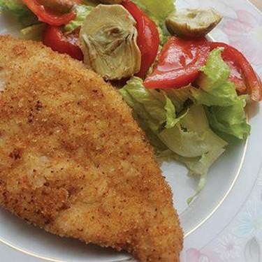 Chicken Schnitzel Recipe | SideChef