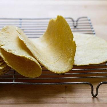 Homemade Corn Tortillas Recipe | SideChef