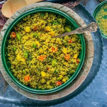 Vegetable Quinoa Upma Recipe   SideChef