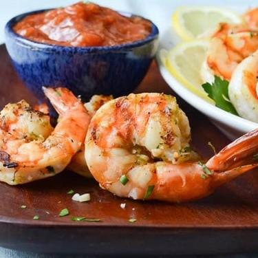Grilled Shrimp Cocktail Recipe   SideChef