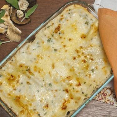Mushroom Lasagna Recipe   SideChef