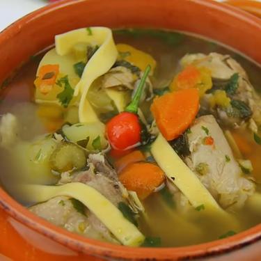 30-Minute Chicken Soup Recipe   SideChef