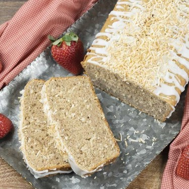 Spiced Coconut Loaf Recipe | SideChef