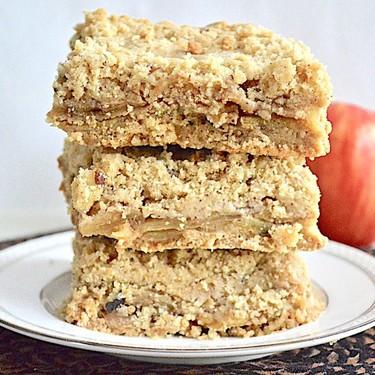 Brown Butter Apple Pie Bars Recipe | SideChef