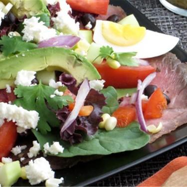 Southwestern Steak Salad Recipe   SideChef