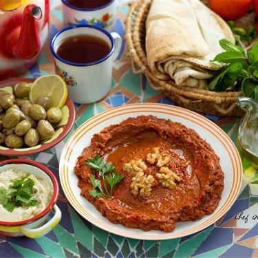 Aleppan Muhammara Recipe | SideChef