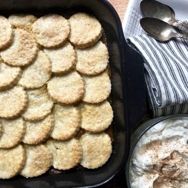Gluten-Free Pumpkin Pie Cobbler Recipe   SideChef