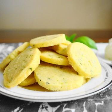 Parmesan Basil Crackers Recipe | SideChef