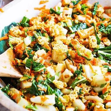 Crunchy Bok Choy Salad Recipe | SideChef