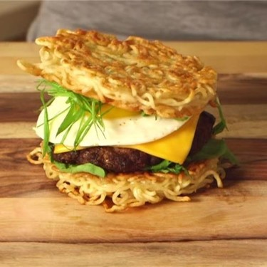 Ramen Burger Recipe   SideChef