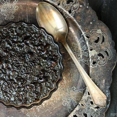 Black Sesame Creme Brûlée Recipe   SideChef