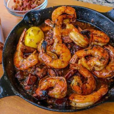 BBQ Shrimp and Grits Recipe | SideChef