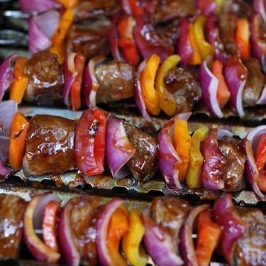 Korean Barbecue Steak Kabobs Recipe | SideChef