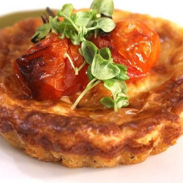 Baked Savoury Cheesecake Recipe | SideChef