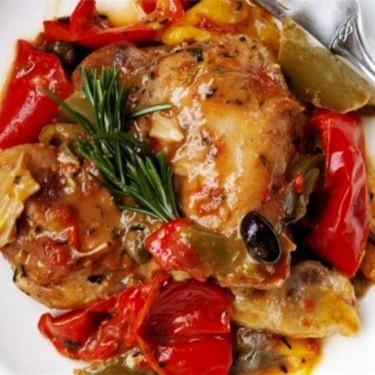 Chicken Cacciatore Recipe | SideChef