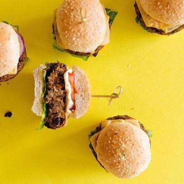 Mashed Potato Black Bean Burgers Recipe | SideChef