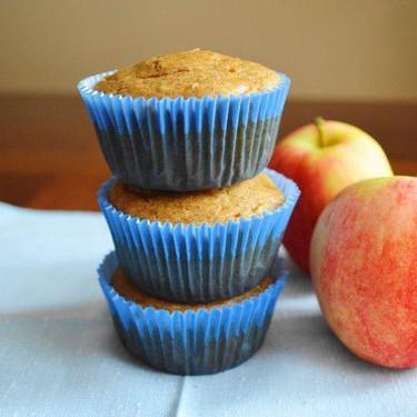 Apple Almond Butter Muffins Recipe   SideChef