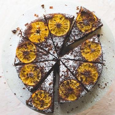 Chocolate Clementine Cake Recipe   SideChef