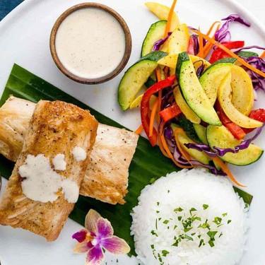 Mahi Mahi with Vanilla Sauce Recipe | SideChef