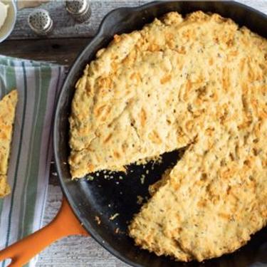 Cheesy Vegan Corn Bread Recipe   SideChef