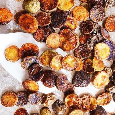 Baked Potato Chips Recipe   SideChef