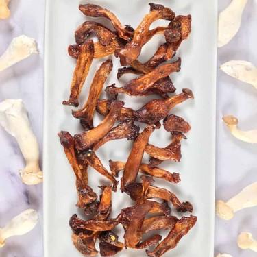 Vegan Oyster Mushroom Jerky Recipe | SideChef