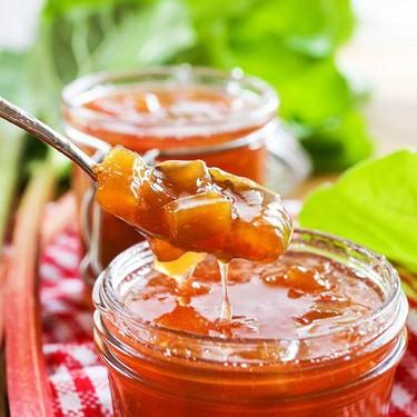 Rhubarb Peach Jam Recipe | SideChef