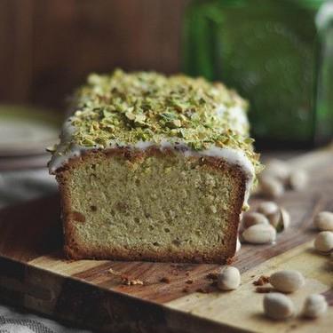 Pistachio Pound Cake Recipe   SideChef