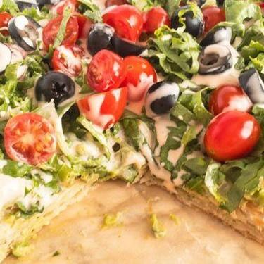 Vegan BLT Avocado Pizza Recipe | SideChef