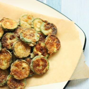 Crisp Zucchini Medallions Recipe | SideChef