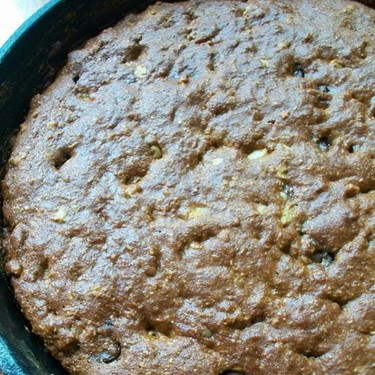 Whole Wheat Pumpkin Skillet Cake Recipe | SideChef
