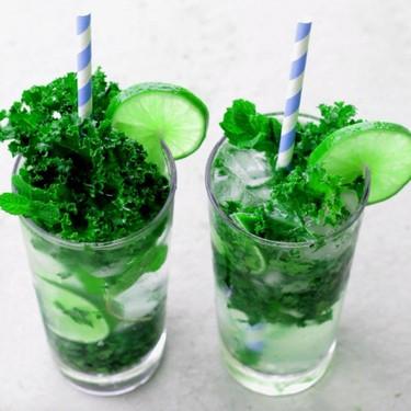 The Kale Mojito with Zevia Recipe | SideChef