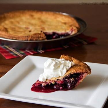 Sweet Cherry Pie Recipe   SideChef