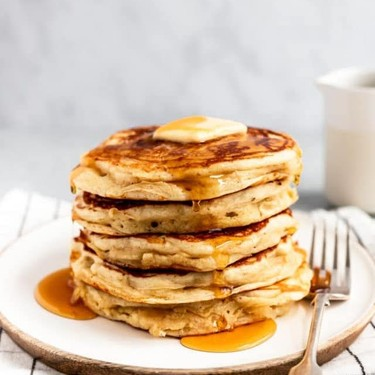 Buttermilk Pancakes Recipe | SideChef