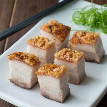 Crispy Roasted Pork Belly Recipe   SideChef