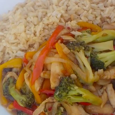 Chicken, Broccoli, and Mushroom Stir Fry Recipe   SideChef