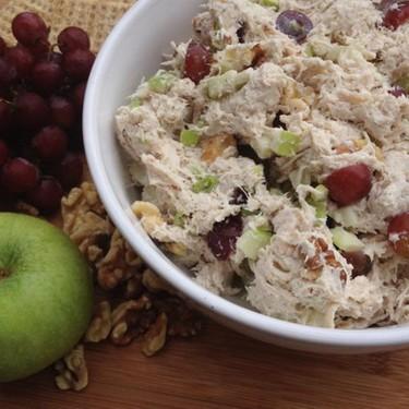 Derby City Chicken Salad Recipe | SideChef