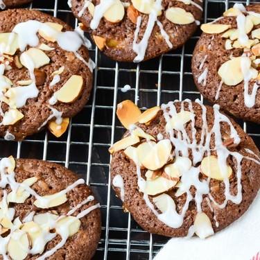 Mocha Almond Brickle Cookies Recipe   SideChef