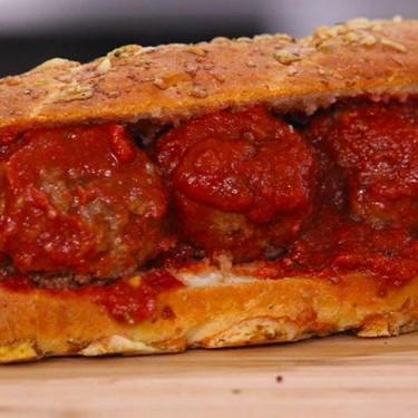 Homemade Subway Meatball Sub Recipe | SideChef