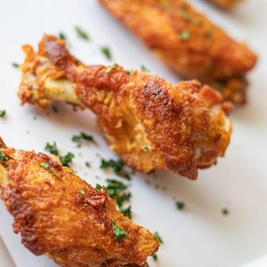 Dominican Fried Chicken Wings Recipe   SideChef