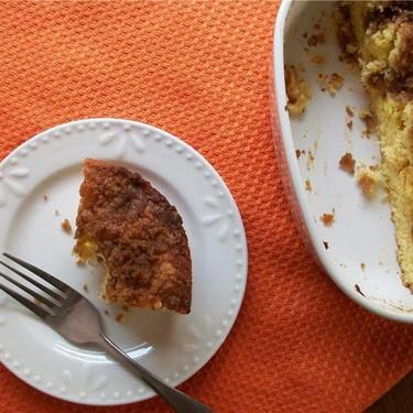 Orange Coffee Cake Recipe | SideChef