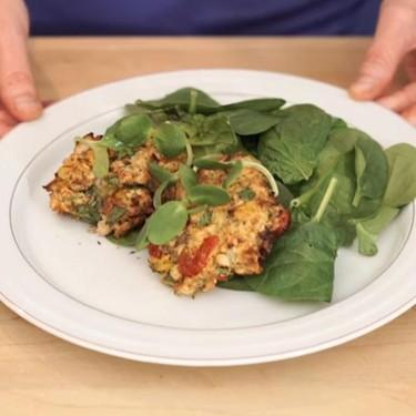 Tomato and Herb Veggie Burgers Recipe   SideChef