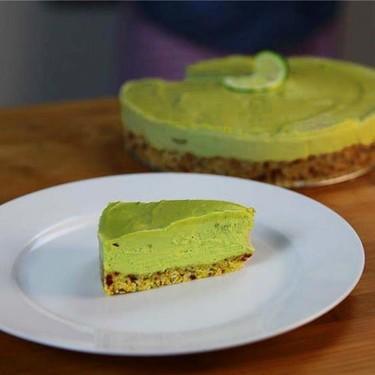 Raw Vegan Avocado Key Lime Pie Recipe | SideChef