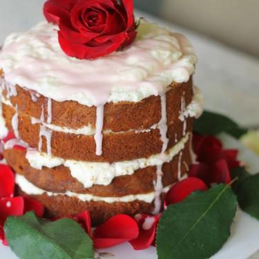 Raspberry Rosewater Tea Cake Recipe | SideChef